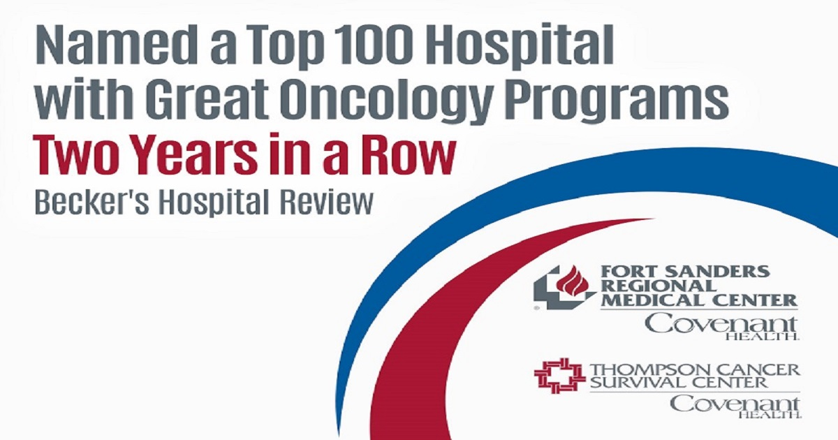 Top 100 Hospitals with Great Oncology Programs