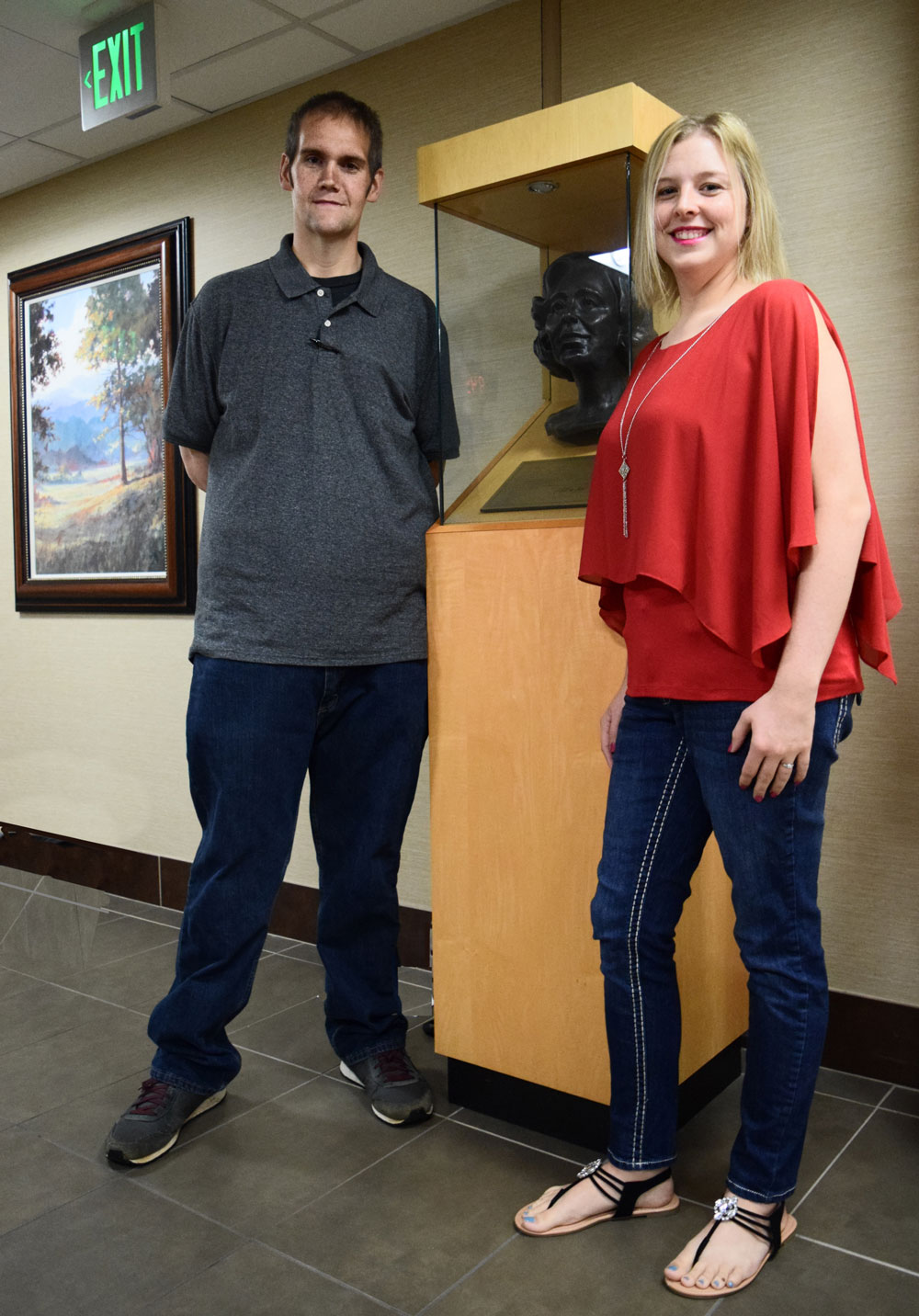 Together, Caleb and Danielle Neeley are on their way after surgeries by Jonathan Ray, MD, a bariatric surgeon at Fort Sanders Center for Bariatric Surgery.