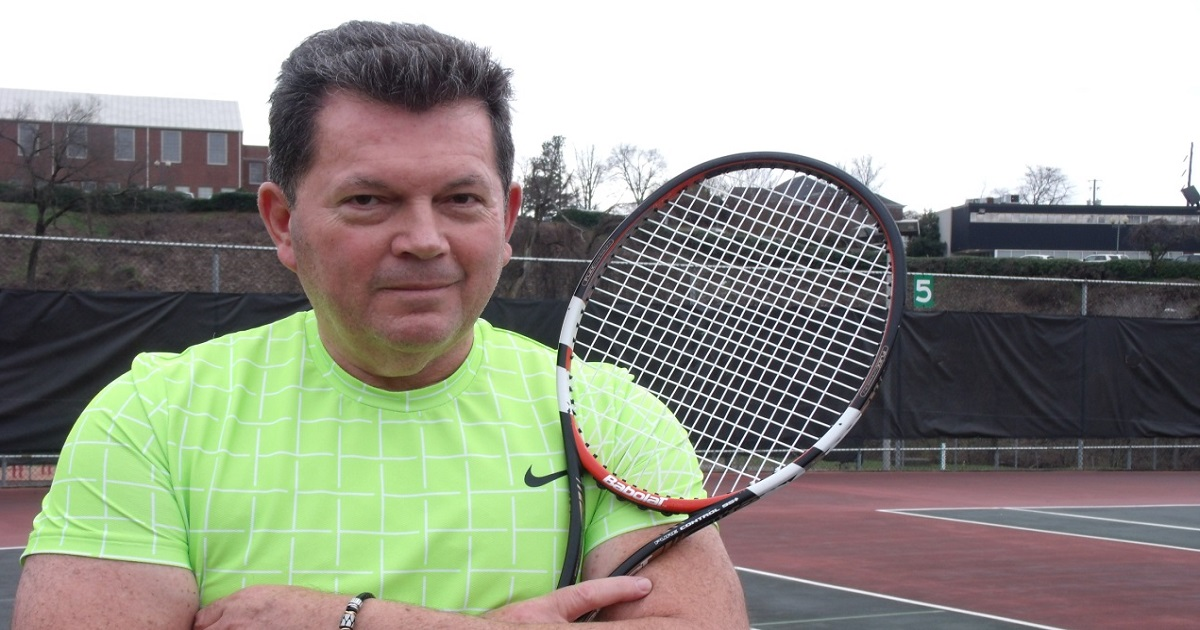 Hip Replacement Gets Tennis Player Back Into the Game