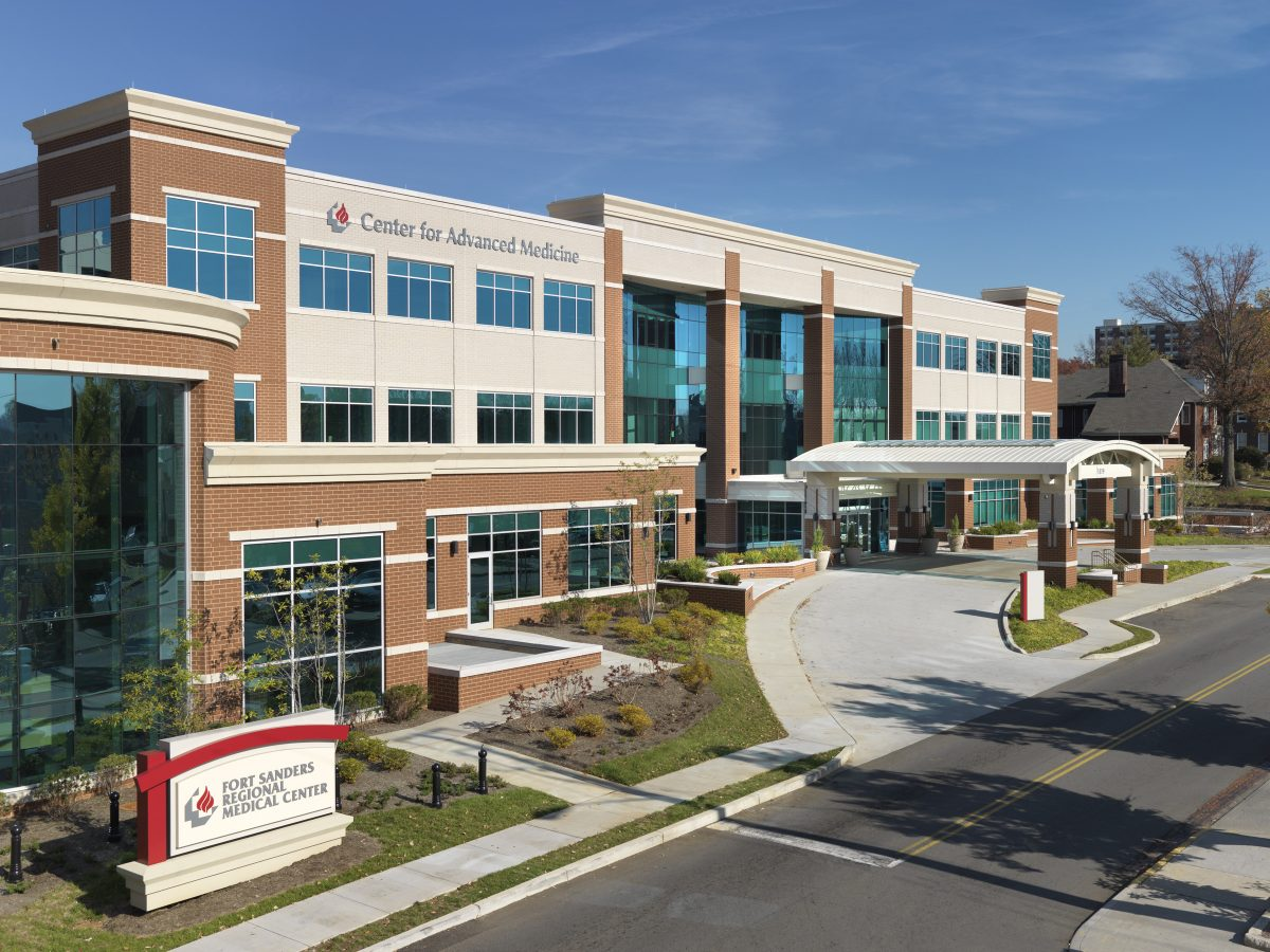 Covenant Health plans $115 million expansion at Fort Sanders Regional Medical Center to address community need