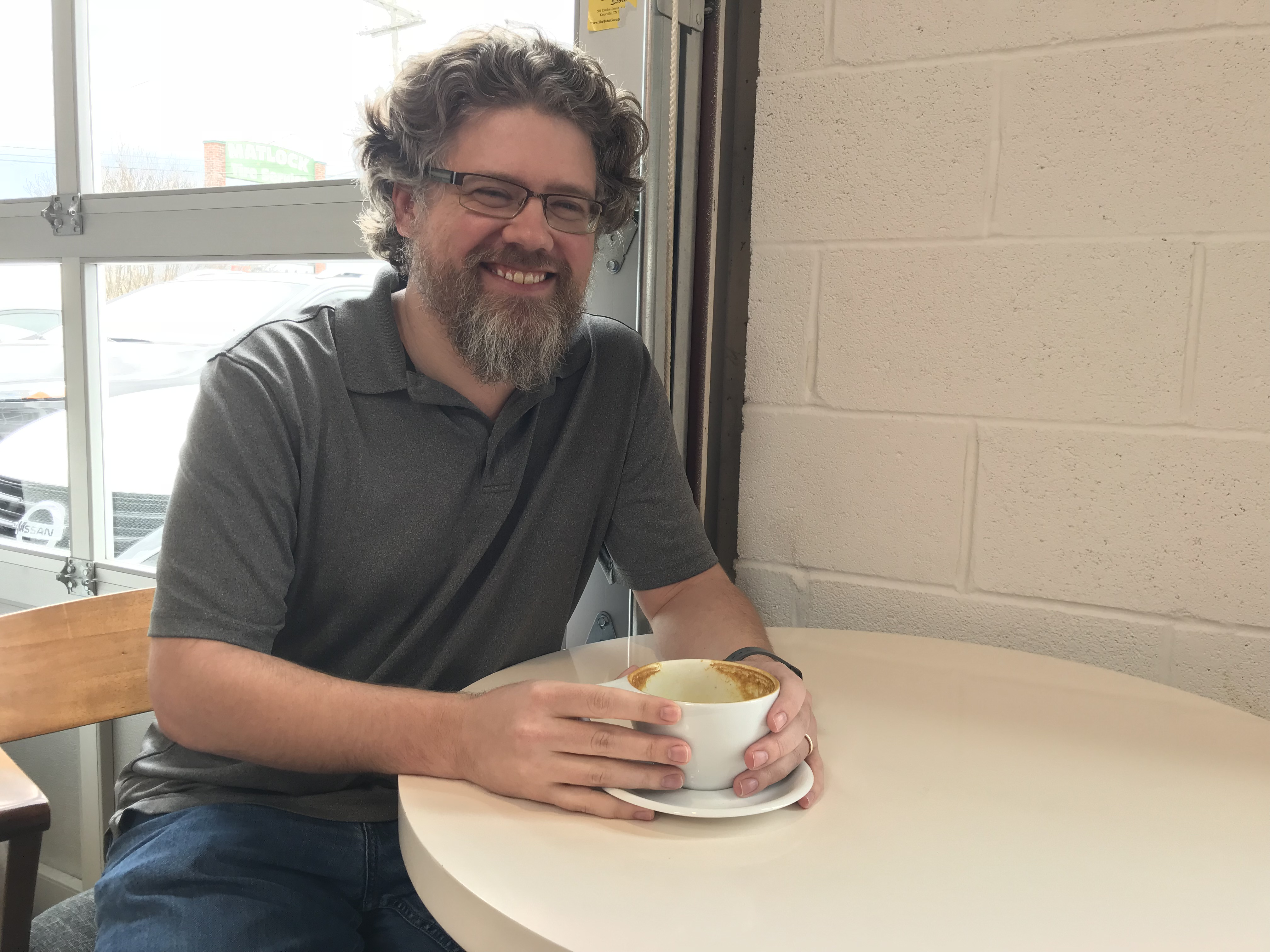Since recovering from a stroke, Paul DeWitt appreciates simple pleasures that are easily taken for granted. He grasps a cup of coffee. He smiles and laughs. He even appreciates the ability to whistle.