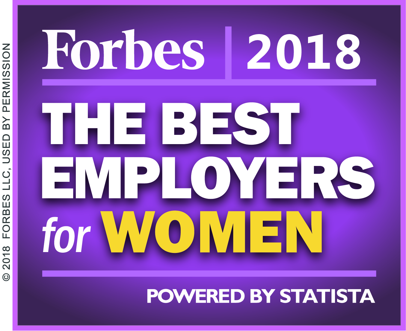 "Covenant Health has been named one of America's ""Best Employers for Women"" for 2018 by Forbes magazine."