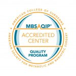 Fort Sanders Regional is accredited as a Comprehensive Center under the Metabolic and Bariatric Surgery Accreditation and Quality Improvement Program, a joint program of the American College of Surgeons and the American Society for Metabolic and Bariatric Surgery.