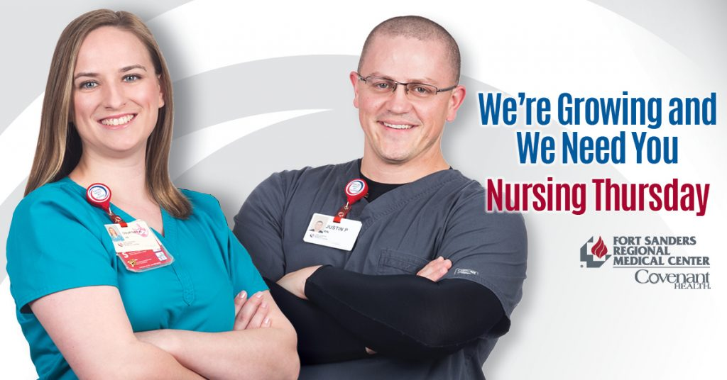 Nursing Thursdays at Fort Sanders Regional