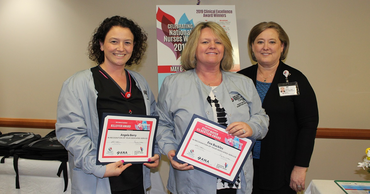 Fort Sanders Regional Recognizes 2019 Clinical Excellence Award Winners