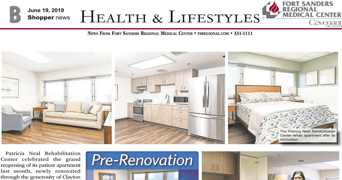 Patricia Neal Rehabilitation Center Apartment Grand Reopening