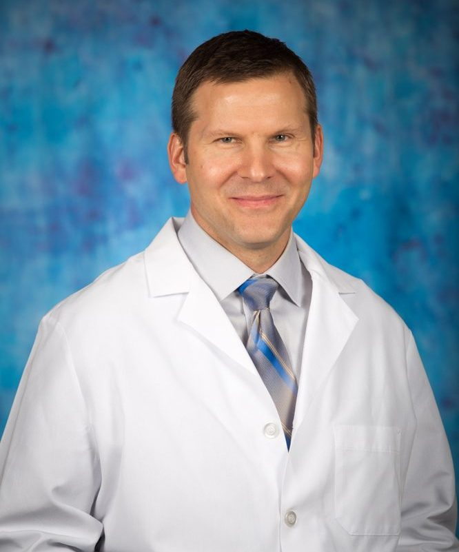 Head shot of Dr. Jeffrey Albea