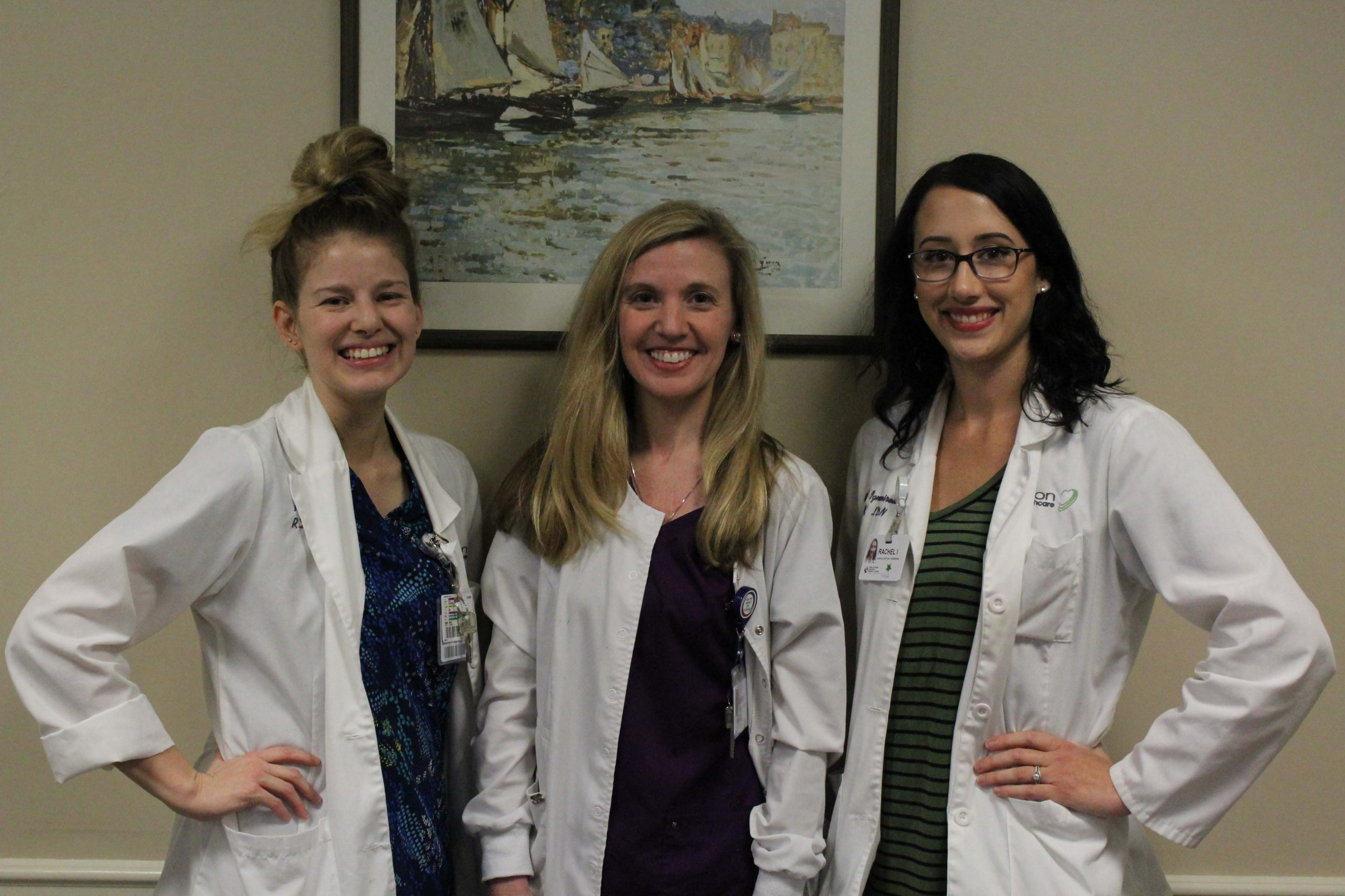 Some of our FSRMC dietitians