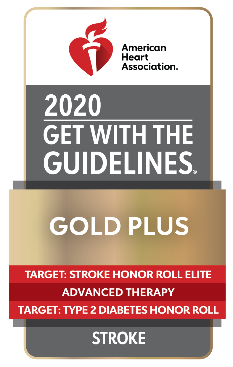 2020 Get with the guidelines award