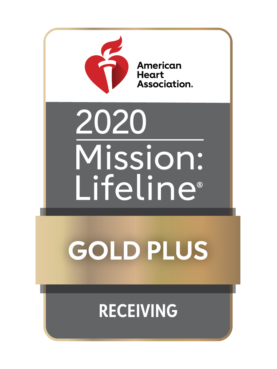Mission: Lifeline Gold Plus receiving 2020