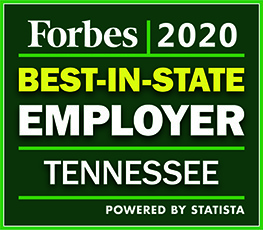 Forbes 2020 best employer