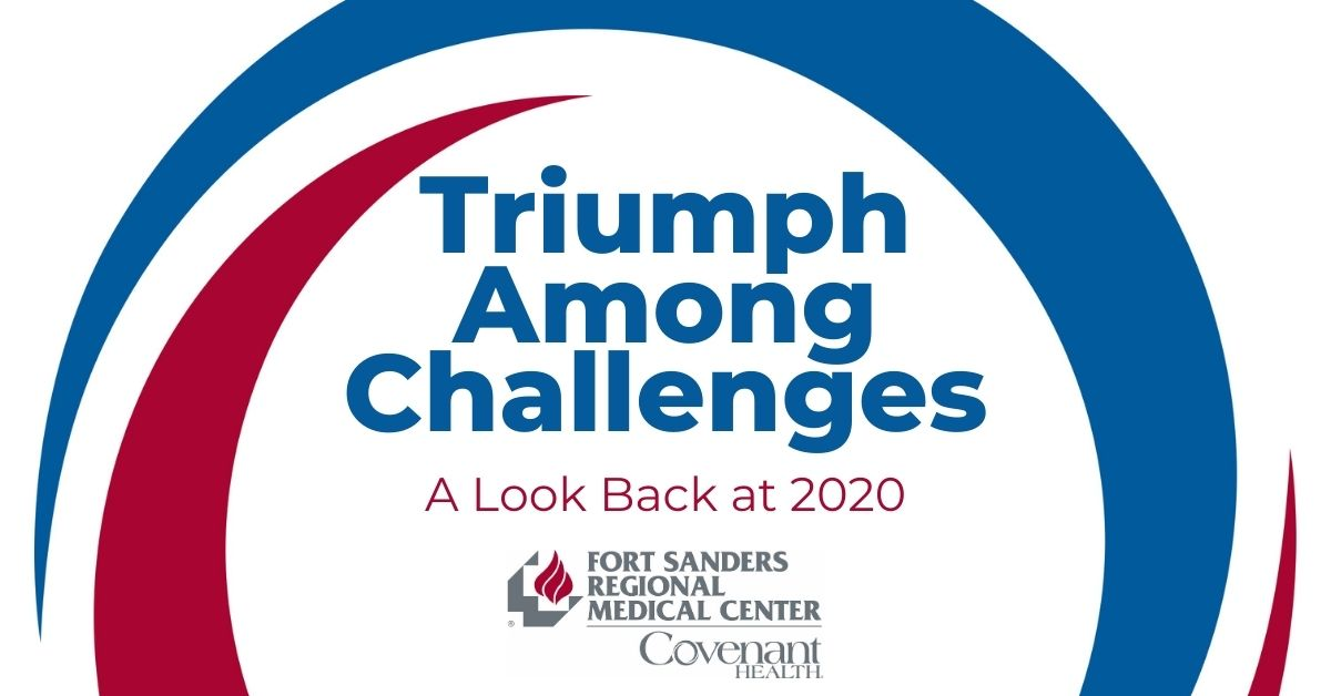 Triumph Among Challenges: A Look Back at 2020